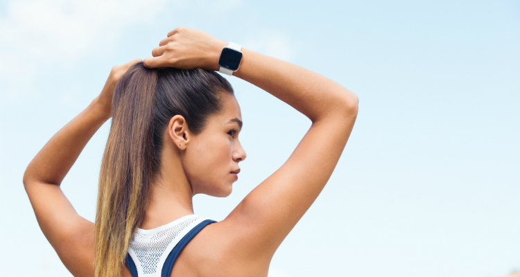 Fitbit Sporten