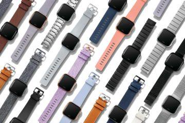 Fitbit Versa varianten