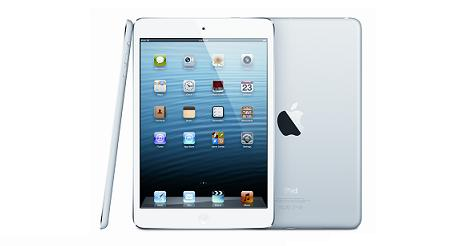 Apple iPad mini gelanceerd