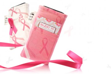 Pink Ribbon iPhonehoesjes