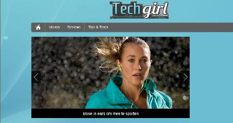 Gastbloggen op Techgirl
