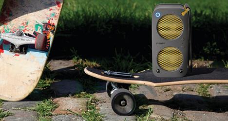 Philips portable speaker