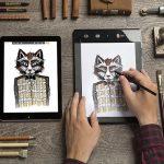 tablet tekenen