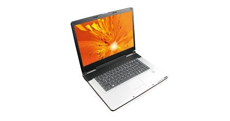 laptop piept en valt uit