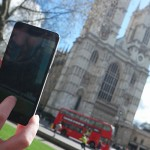 nieuwe smartphone kopen - smartphone foto's verbergen