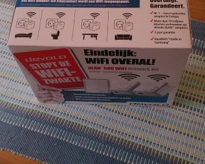 Develo dLAN 500 Wifi