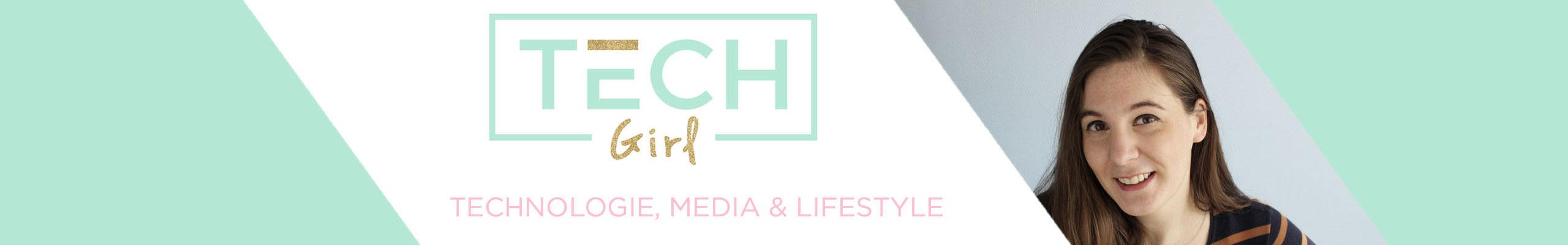 TechGirl logo