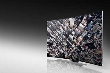 Curved televisie | curved tv