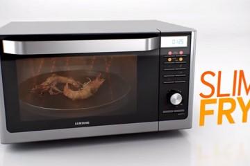 Samsung Slim Fry review