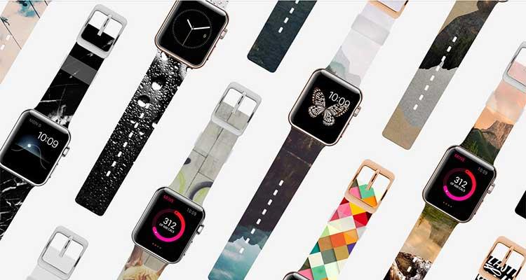 apple watch samenstellen
