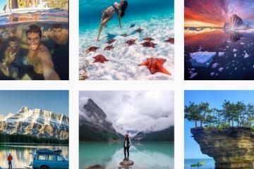 instagram voor reisfreaks