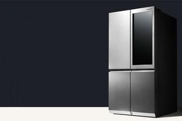 doorzichtige koelkast