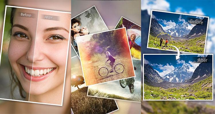 Photoshop voor smartphones - PhotoDirector