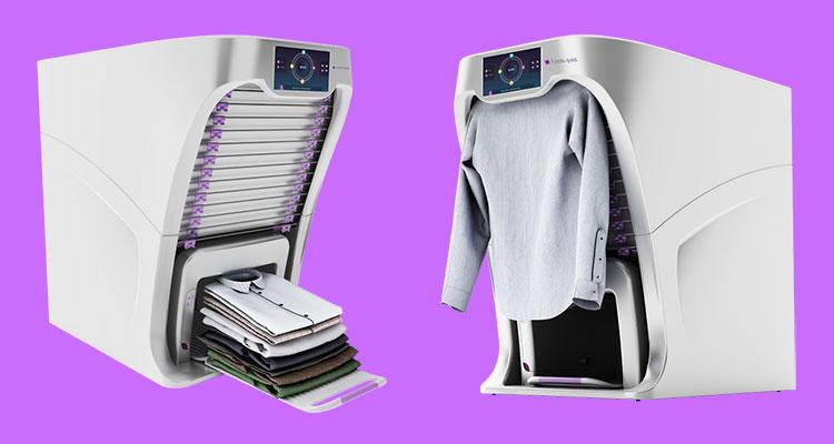 deze robot gaat jouw was opvouwen  u2013 techgirl
