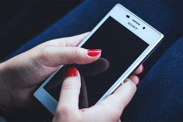 nieuwe smartphone