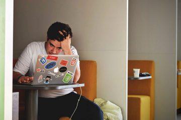vakantiestress zonder wifi