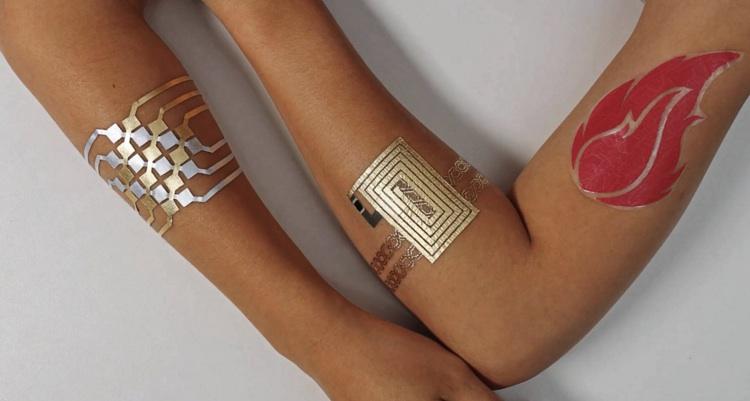techie tattoo