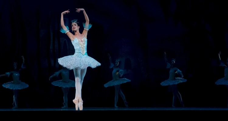 virtual reality balletvoorstelling