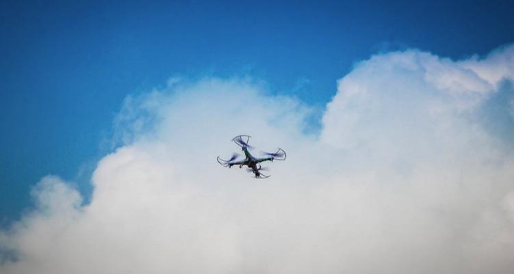 LEGO-drone