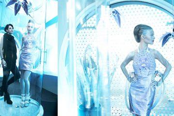 3D geprinte jurk