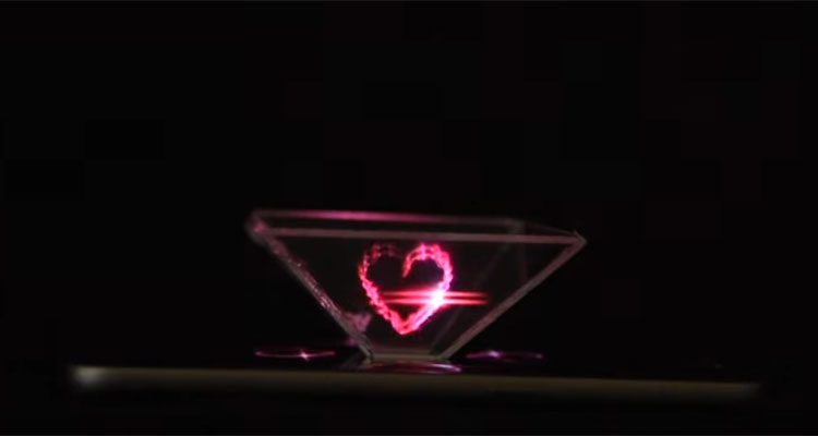 hologramprojector