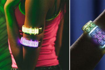 tech armband