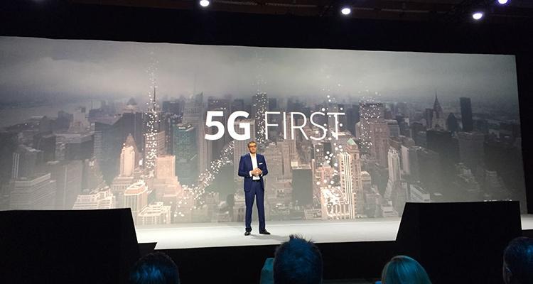TechGirl in Barcelona: Samsung van 4G naar 5G