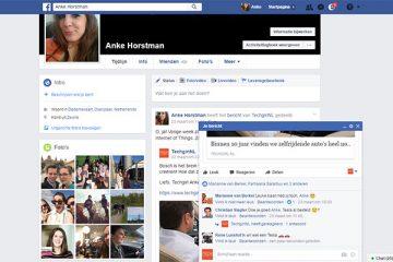 pop-ups in Facebook