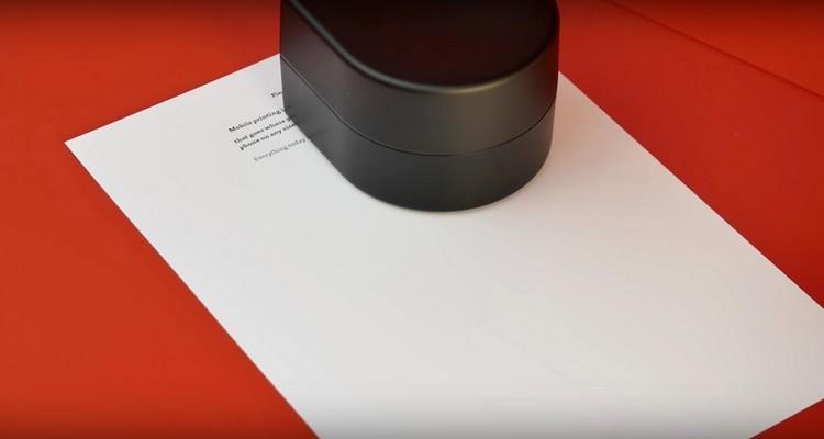 draagbare printer