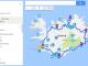 Google Maps IJsland