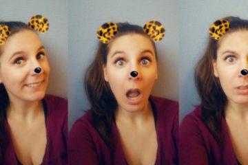 Snapchat filters maken