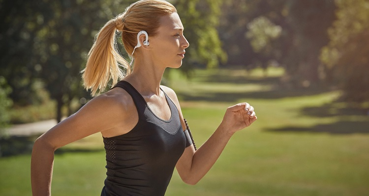 in-ears voor het sporten