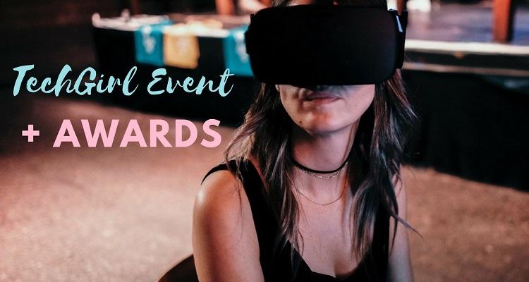 TechGirl van het Jaar Event