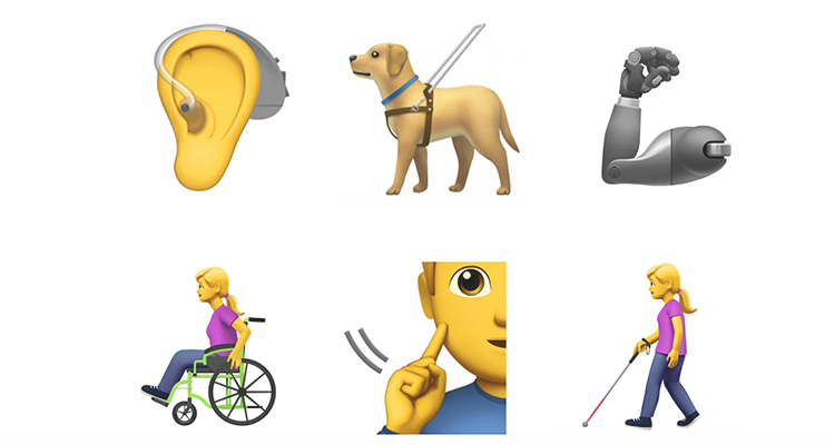 TechGirl - Emojis Accessibility