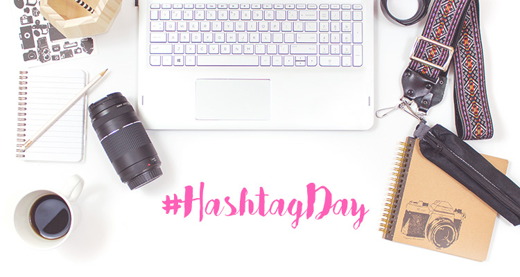 International #HashtagDay