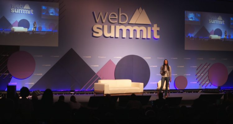 Web Summit 2018 Talk over health tech