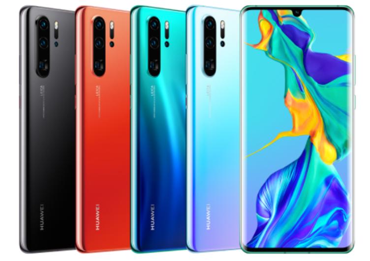 Huawei P30 komt in allerlei mooie kleuren, al is het nog onduidelijk of deze allemaal naar Nederland komen
