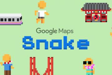 April Fools Snake Google Maps TechGirl