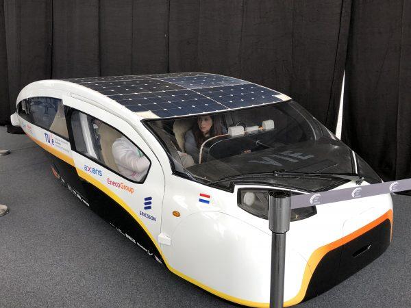 Solar Team Eindhoven Interview