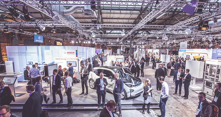 Terugblik op het Bosch World Connected event in Berlijn