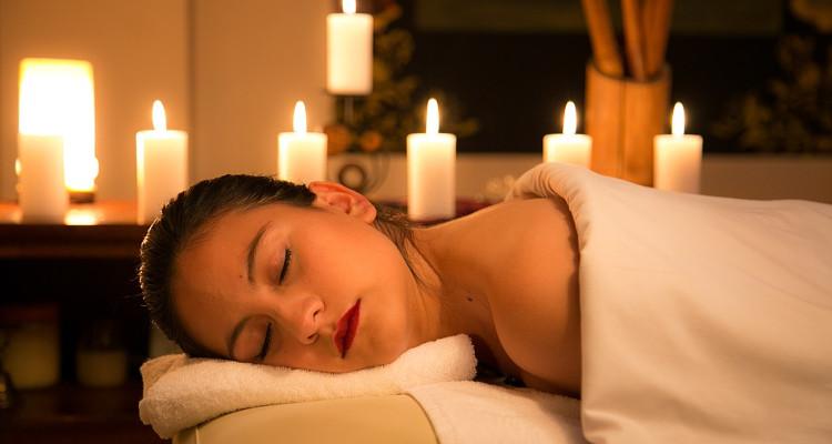 massage relax ontspannen
