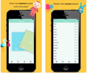 Perfect Baby Name Finder App