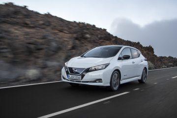 Nissan Leaf Electrische Auto