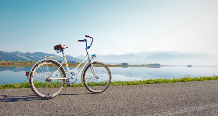 zelfrijdende fiets