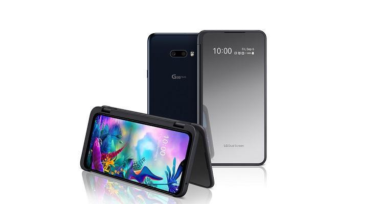 LG G8x - opvolger van de G8s