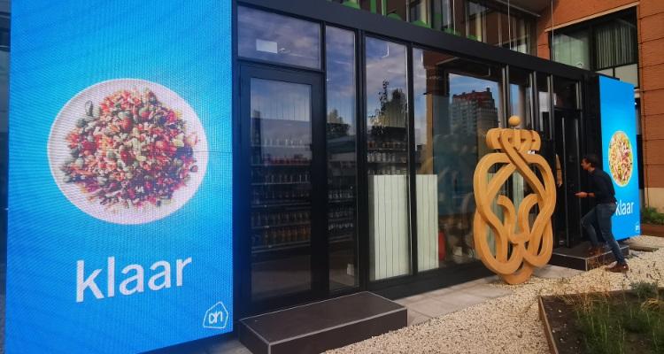 Albert Heijn digitale winkel