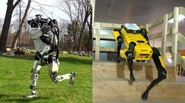 Dit zijn 5 fantastische robots van Boston Dynamics
