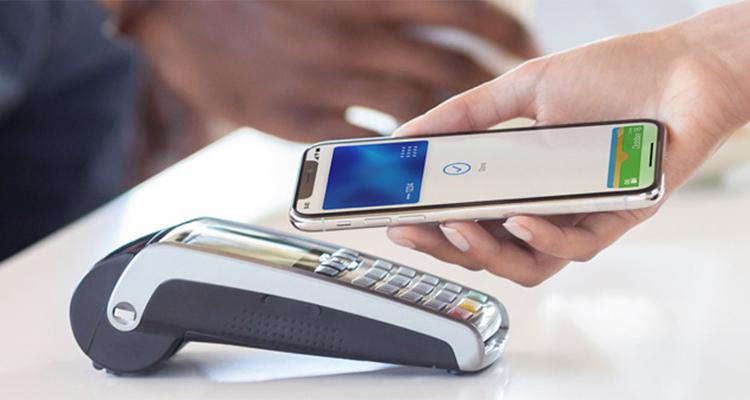 hoe kan ik contactloos betalen met mijn iPhone of Apple Watch
