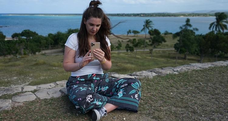 Anke internet Cuba