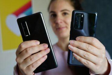 Huawei P40 Pro vs Oppo Find X2 Pro